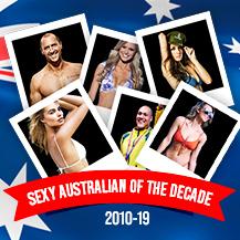 SexyAustralianoftheDecade